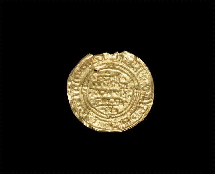 Viking Psuedo-Islamic Bracteate Pendant
