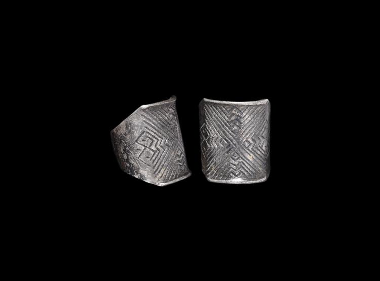 Viking Decorated Ring