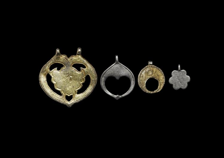 Viking to Medieval Pendant Group