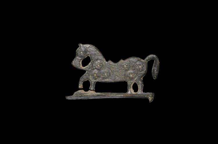 Viking Horse Mount