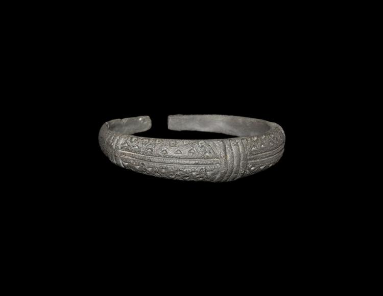 Viking Decorated Bracelet