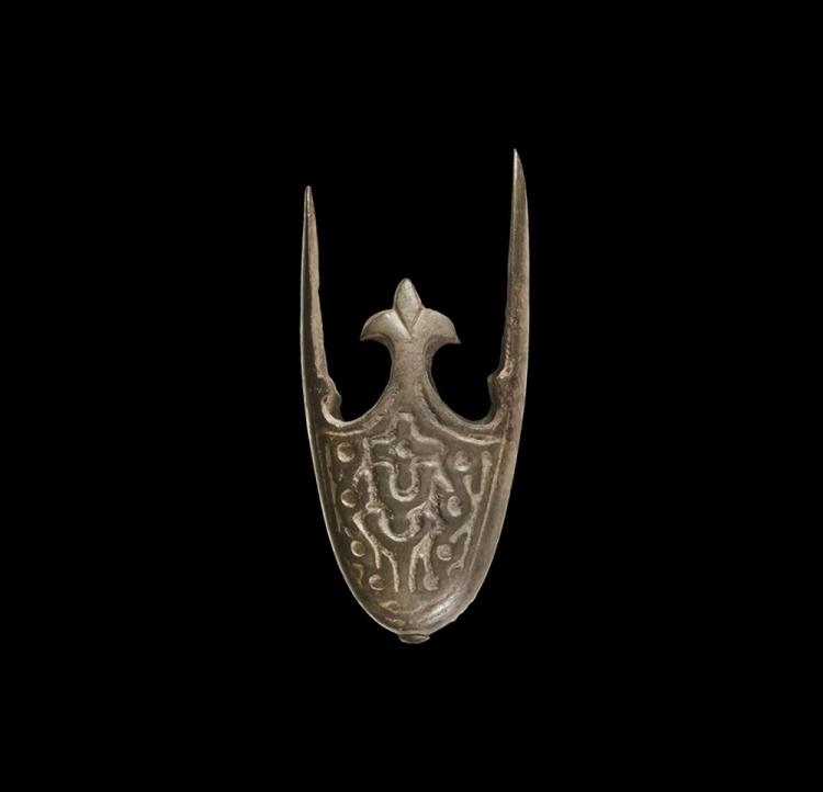Viking Decorated Sword Chape