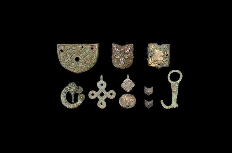 Viking and Later Artefact Group