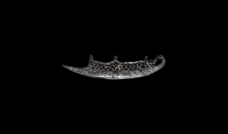 Viking 'Longship' Firesteel