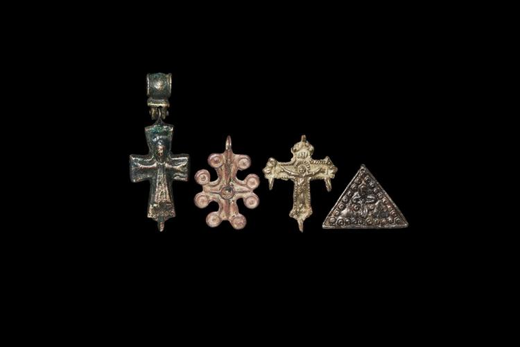 Byzantine and Later Cross Group