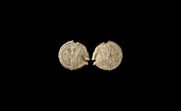 Byzantine St Theophano Amulet