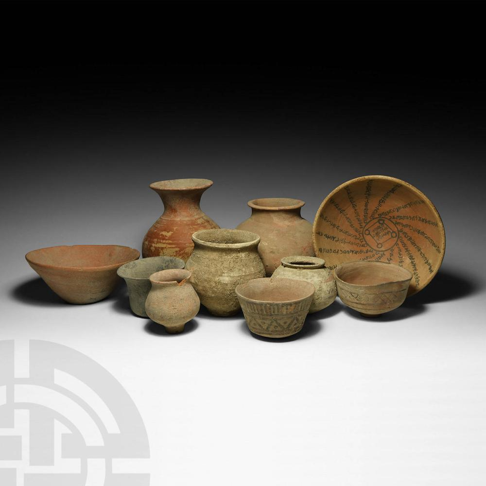 Indus Valley and Other Vessel Collection
