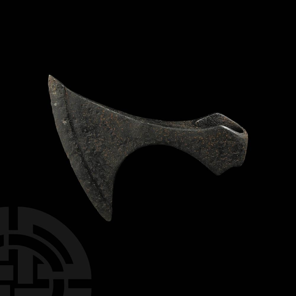 Viking Age Broad Axehead