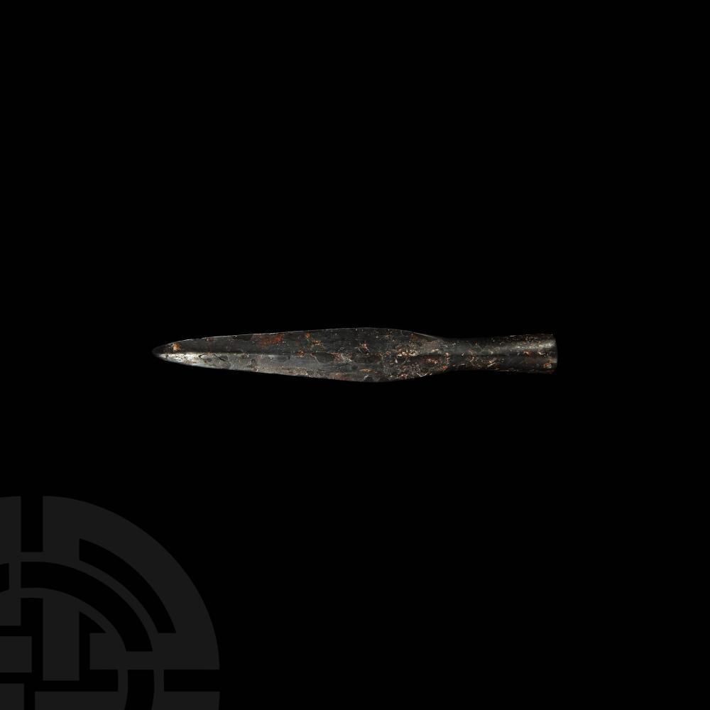 Viking Socketted Spearhead