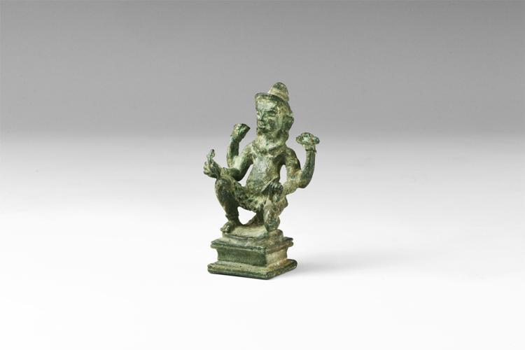 Cambodian Shiva Statuette