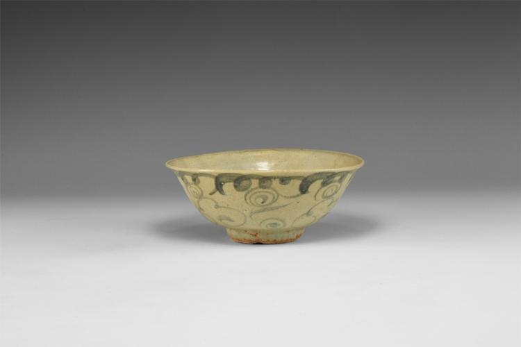 Chinese Glazed Bowl