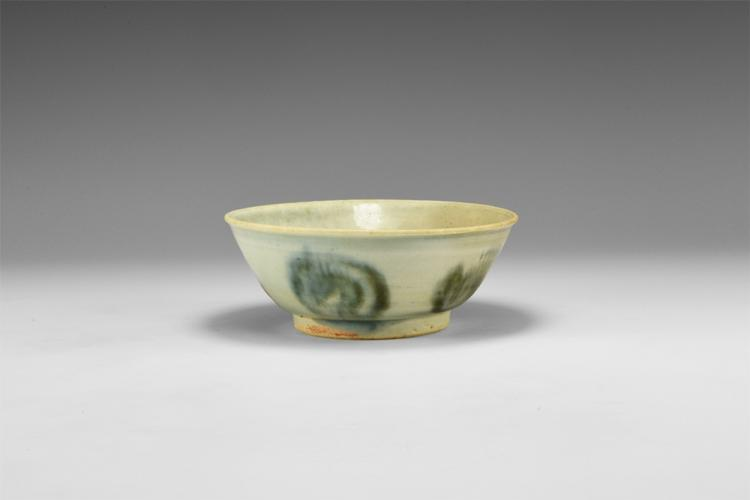 Chinese Glazed Bowl