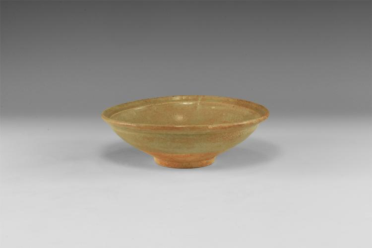 Chinese Creamware Bowl