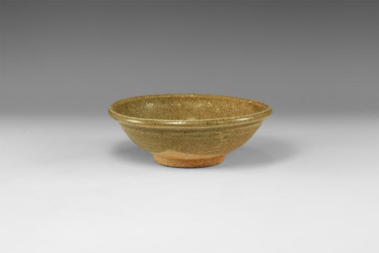 Chinese Creamware Bowl