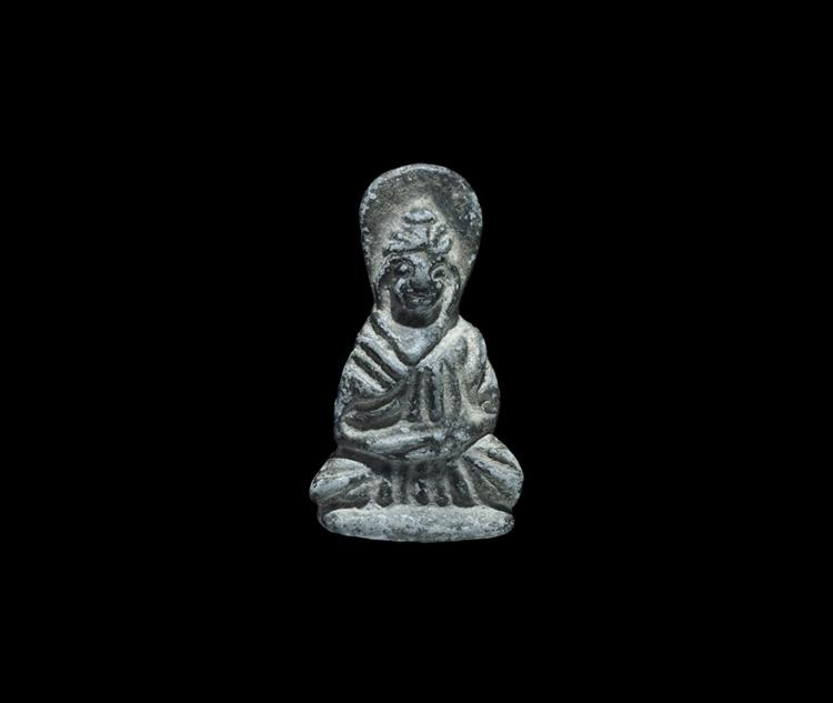 Gandharan Miniature Buddha Figure