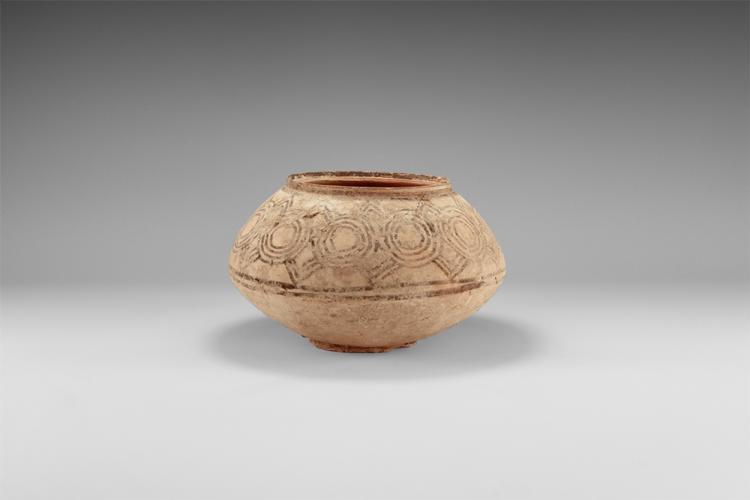 Indus Valley Bichrome Jar