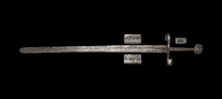 Medieval Sword with Maker's Mark