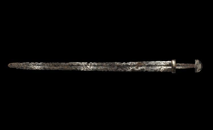 Viking Double-Edged Sword