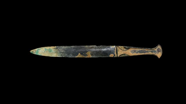 Western Asiatic Luristan Dagger