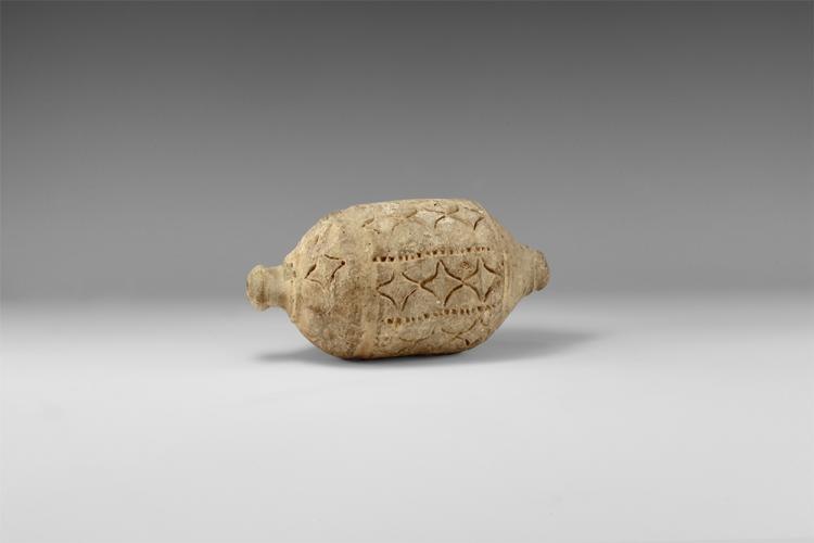 Byzantine Decorated 'Greek Fire' Hand Grenade