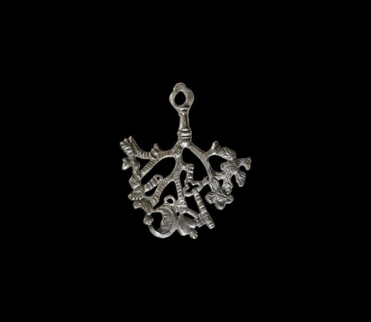 Post Medieval Italian Cimaruta Witch Charm