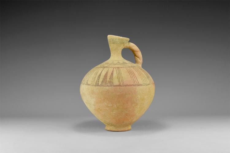 Western Asiatic Decorated Vessel
