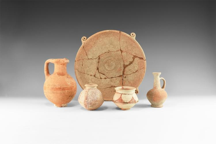 Western Asiatic Pottery Group