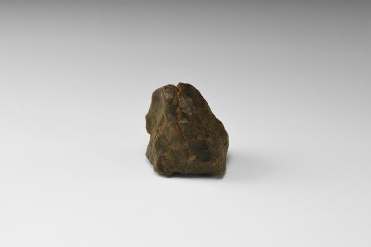 Natural History - Tindouf Fall Meteorite.