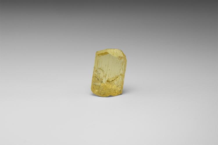 Natural History - 35 Carat Gem Quality Scapolite Specimen.