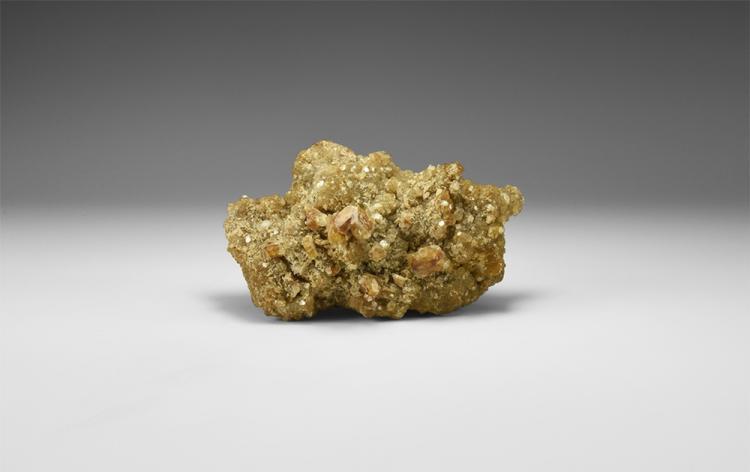 Natural History - Petalite Mineral Specimen.