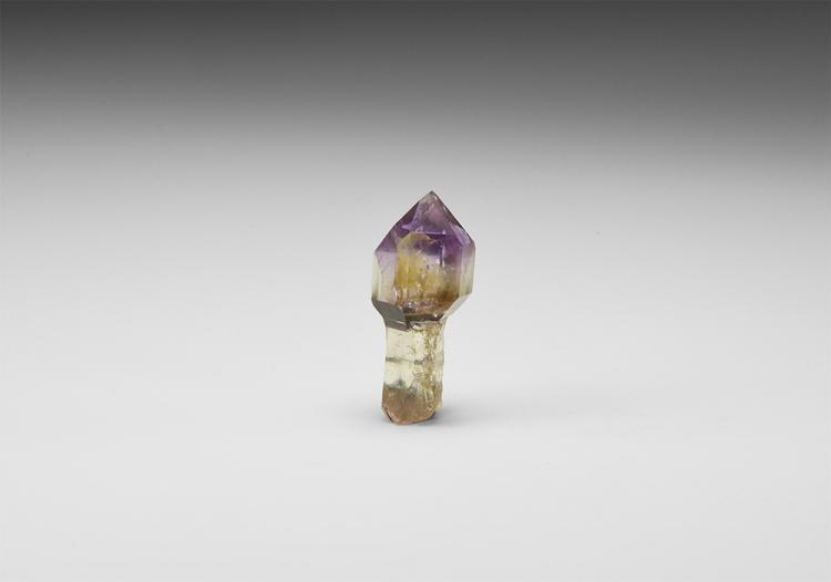 Natural History - Amethyst Sceptre Crystal.