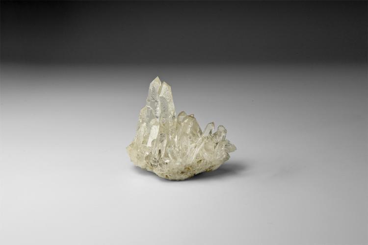 Natural History - Quartz Mineral Specimen.
