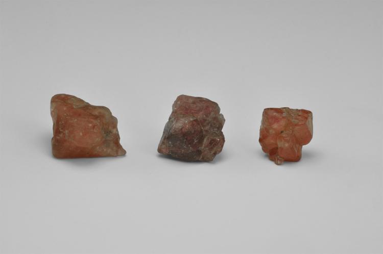 Natural History - Spinel Mineral Specimen Group.