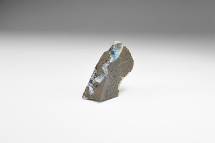 Natural History - Precious Opal Matrix Specimen.