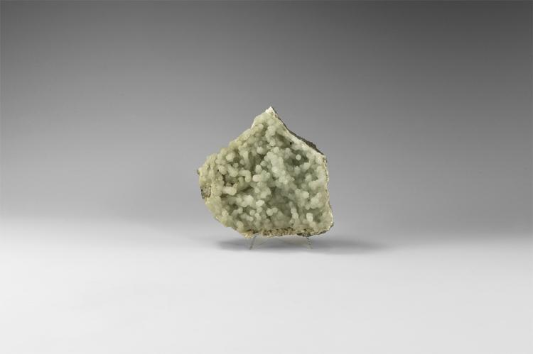 Natural History - Prehnite Mineral Specimen.