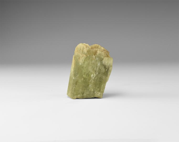 Natural History - Hiddenite Mineral Specimen.