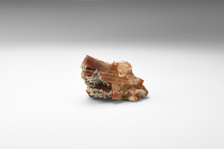 Natural History - Topaz Mineral Specimen.