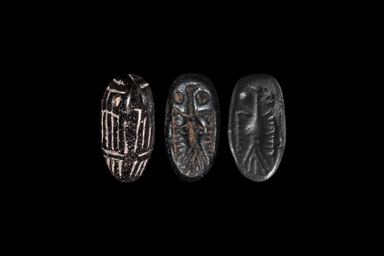 Western Asiatic Bactrian Stamp Seal