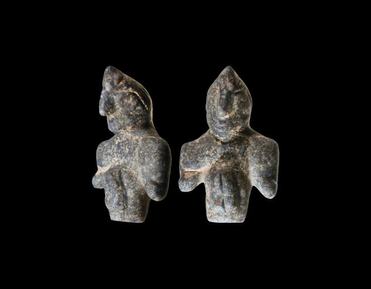 Western Asiatic Sumerian Worshipper Figure