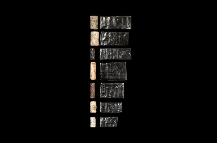 Western Asiatic Cylinder Seal Group