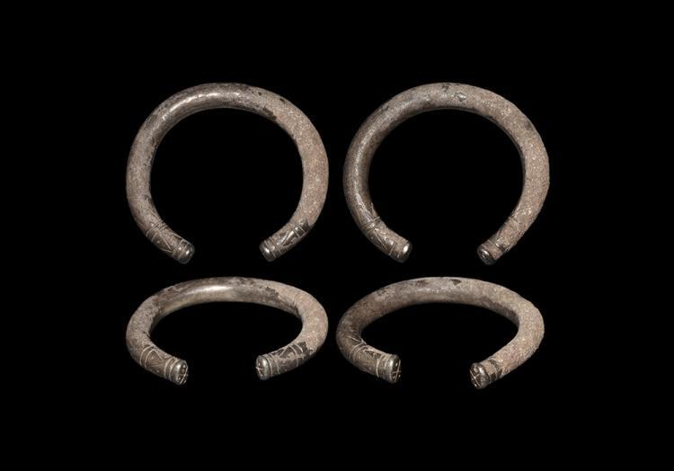 Western Asiatic Bracelet Pair