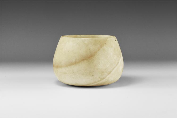 Western Asiatic Bactrian Bowl