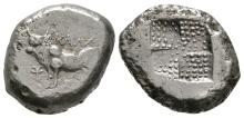 Ancient Greek Coins - Bithynia - Calchedon - Bull Stater