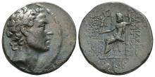 Ancient Greek Coins - Seleucid - Antiochos IV Epiphanes - Zeus Tetradrachm