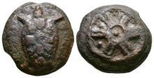 Ancient Roman Republican Coins - Aes Grave - Rome - Tortoise Sextans