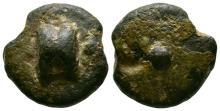 Ancient Roman Republican Coins - Aes Grave - Rome - Knucklebone Uncia