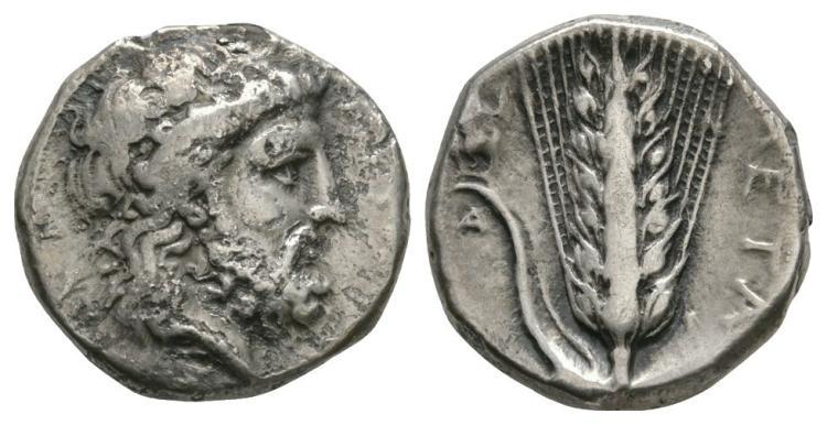 Ancient Roman Republican Coins - Cn. Domitius Ahenobarbus - Galley Denarius
