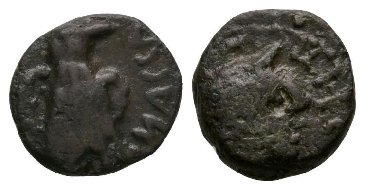 Celtic Iron Age Coins - Gaul - Massalia - Eagle Bronze