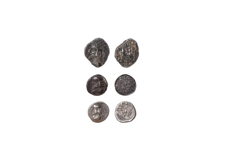 Ancient Greek Coins - Persis - Drachm and Fraction Group [3]