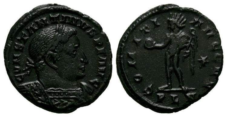 Ancient Roman Imperial Coins - Constantine I - London - Follis